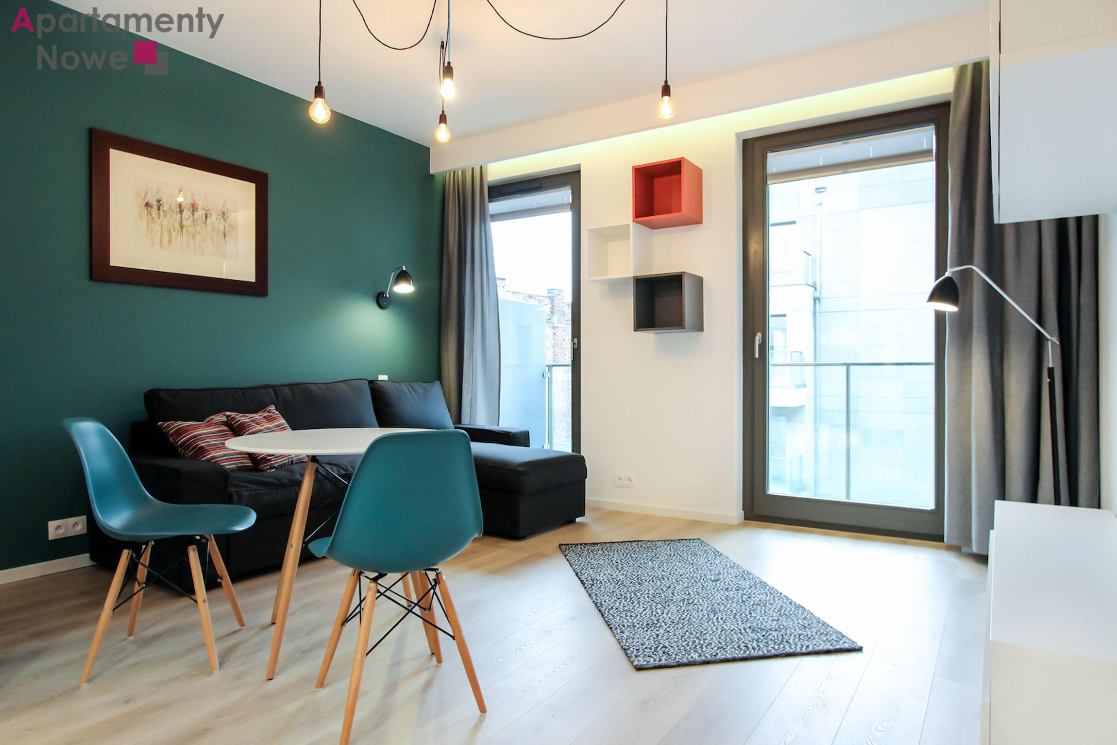 wyj tkowo eleganckie i funkcjonalne studio 30 m2 w luksusowej inwestycji angel wawel. Black Bedroom Furniture Sets. Home Design Ideas