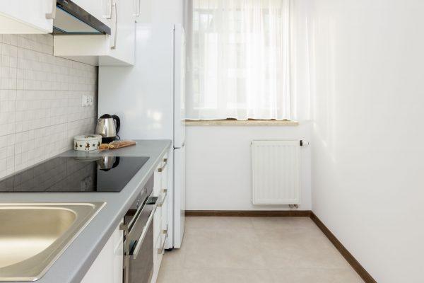 Dwupokojowe mieszkanie 45 m2 z osobną kuchnią przy ul. Grzegórzeckiej 77b