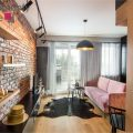 """Nowe, luksusowe mieszkanie z osobną sypialnią oraz pięknym widokiem na Wisłę w inwestycji """"Pianissimo"""""""