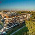 """Nowe mieszkanie z osobną sypialnią oraz pięknym widokiem na Wiśle w inwestycji """"Pianissimo"""""""