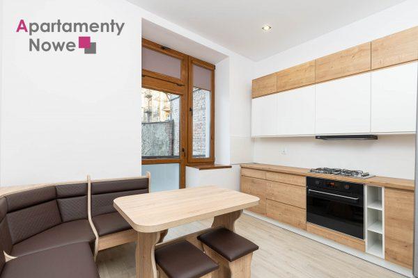 Funkcjonalne, nowe mieszkanie 73 m2 z dwoma sypialniami blisko centrum tuż obok  Nowego Kleparza.
