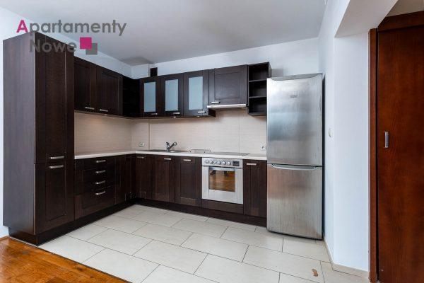 Przestronne 3-pokojowe mieszkanie 60 m2 z widokiem na tereny zielone przy ul. Konwisarzy 2 Bronowice