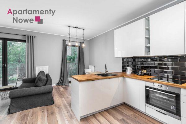 """Nowe, funkcjonalne mieszkanie typu studio 35 m2 w nowej inwestycji """"Fabryczna City"""""""