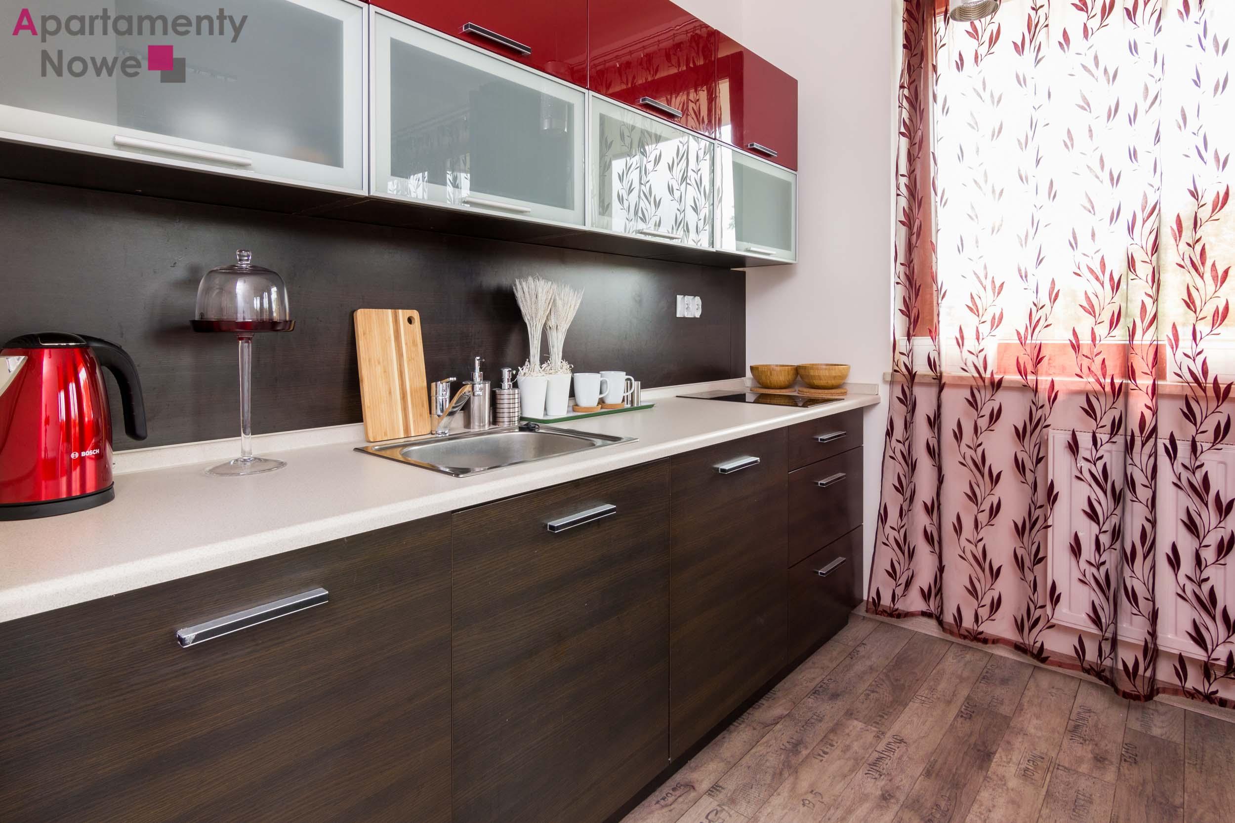 Słoneczne mieszkanie 44 m2 z 2 sypialniami przy ul ...