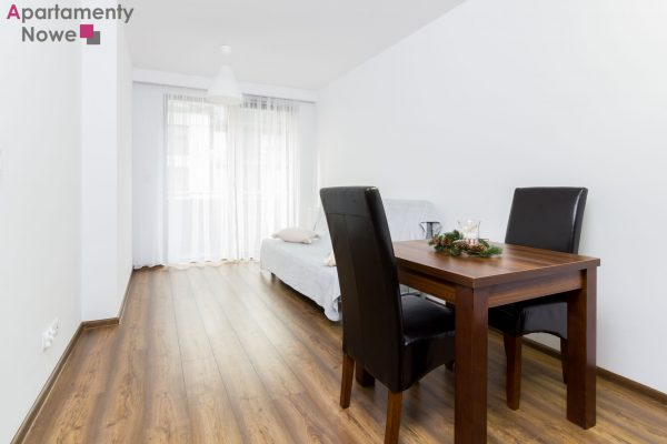 Comfortable two room apartment 43 sqm with separate kitchen in new development Grzegórzecka 77B